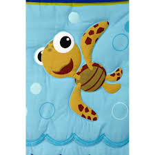 Finding Nemo Crib Bedding by Disney Baby Bedding Nemo U0027s Wavy Days 4 Piece Crib Bedding Set