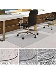 Glass Chair Mat Canada by Carpet Chair Mats Amazon Com Office Furniture U0026 Lighting
