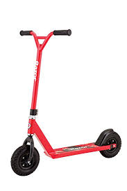 Amazon Razor Pro RDS Dirt Scooter Red Sports Scooter