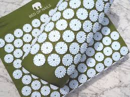 Bed Of Nails Acupressure Mat by Acupressure Mat Bed Of Nails U2013 She Blossoms