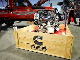 Cummins Unveils Its First Crate Engine, The R2.8 Turbo Diesel ... First 10speed In A Pickup Truck Diesel 2018 Ford F150 V6 Turbo Left Hand Drive Scania 92m 250 Hp Turbo Intcooler 19 Ton Bangshiftcom Chevy C10 700hp Silverado Z71 Turbo Truck Nation Sema 2017 Quadturbo Duramaxpowered 54 67l Power Stroke Problems Dt Install Diesel Tech Magazine Pusher Intakes Twice The Fun In A 58 Apache Speedhunters Daf F241 Series Wikipedia My First 93 K2500 65 Its Gonna Be Fileengine With Turbos Race Renault Trucks Test Mack Anthem 62 Compounding Mp8 Medium Duty
