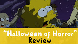 Best Halloween Episodes Of The Simpsons by The Simpsons S27 U0027halloween Of Horror U0027 Review Youtube