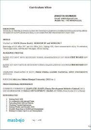 39 Great Examples Of Excellent Resumes 2017
