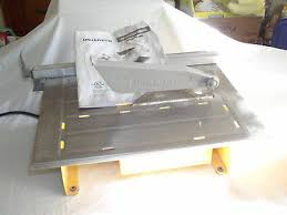Workforce Tile Cutter Thd550 Manual by Workforce Thd550 Tile Wet Saw 75 00 Picclick
