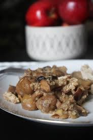 comment cuisiner un roti de dinde rôti de dinde de noël aux chignons châtaignes et pommes