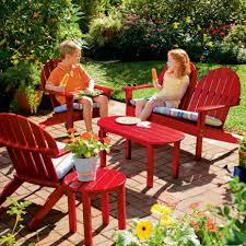 Red Patio Furniture Pinterest by 25 Unique Kids Outdoor Furniture Ideas On Pinterest Playhouse
