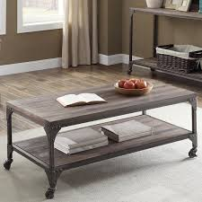 Diy Coffee Table With Pipe Legs Awesome Furniture Industrial Coffee
