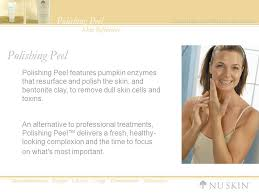 Pumpkin Enzyme Peel Before And After by Skin Refinisher Polishing Peel Clinical Skin Care Without The
