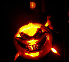 Easy Shark Pumpkin Carving by Shark Pumpkins 19 Images Church Of Halloween