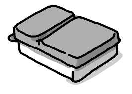 Lunch Box Animated Clipart