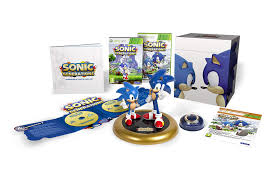Sonic Generations - Collector's Edition (Xbox 360): Amazon.co.uk: PC ...