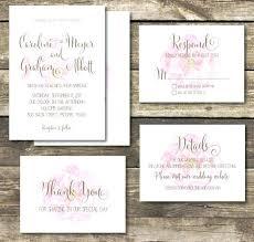 Formidable Pink Rustic Wedding Invitations 13 Like This Item