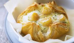 cuisiner les jacques 4 paniers de noix de jacques à la bretonne surgelés les
