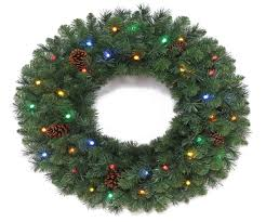 Fraser Fir Artificial Christmas Tree by Christmas Tree Stores Christmas Lights Decoration