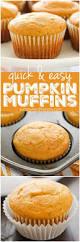 Gluten Free Bisquick Pumpkin Bread Recipe by Quick U0026 Easy Pumpkin Muffins Yummy Healthy Easy