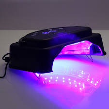 Sensationail Pro 3060 Led Lamp In Box by Anself 64w Pro 32pcs Led Nail Dryer Lamp Curing Machine With