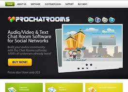 pro chat rooms for social networking services sns free php