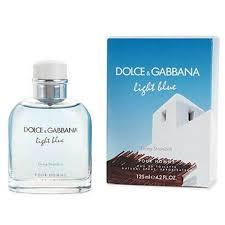 Dolce & Gabbana Light Blue Living Stromboli Men s 4 2 ounce Eau de