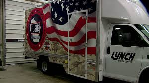Through Radio-thon, Donations, USO Wisconsin Gets New Truck For The ... Lynch Truck Center Waterford Contoh Dokumen Daf Lf Interior Services Limited New 2018 Chevrolet Express 3500 Cutaway Van For Sale In And Used Commercial Dealer Mobile Command Vehicles Centers Ldv Fills Your Fleets Needs Trucks Suvs Crossovers Vans Gmc Lineup Certified Preowned 2015 Toyota Rav4 Le Sport Utility Manchester Lynch Truck Center Towing Overview The Bmp Film Co On Vimeo Video Raiders Marshawn Runs Over Titans Dt Jurrell Casey