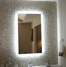 Illuminated Bathroom Mirror Cabinets Ikea by Home Decor Lighted Bathroom Wall Mirror Bathroom Sinks With