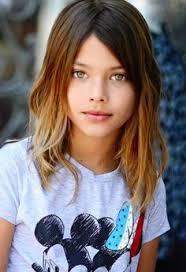 Hair Style Kids Ombre