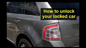 100 I Locked My Keys In My Truck How To Get In Your Locked Car After Locking The Keys Inside VOTD