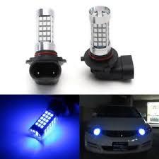blue 9005 68 led daytime running high beam lights bulbs ebay