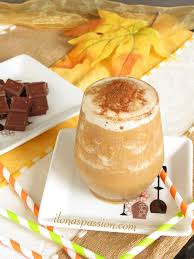 Pumpkin Spice Frappuccino Recipe Starbucks by Pumpkin Spice Frappuccino Ilona U0027s Passion