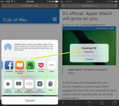 Pro Tip How to save web pages to iBooks for offline viewing