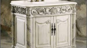 36 Inch Bathroom Vanity Without Top by Amazing Antique Windsor 36 Inch Bisque Bathroom Vanity Without Top