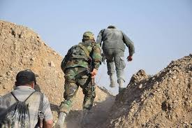 siege army road home syrian army attempts to lift siege on strategic base