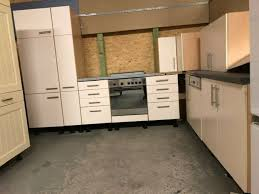 gebrauchte helle l form küche inkl geräte erwerben