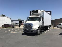 Refrigerated Truck Trucks For Sale In California