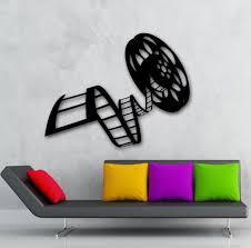 rolle cinema decor für wohnzimmer wandbild kunst wandaufkleber studio schlafzimmer dekoration