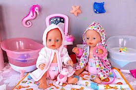 Baby Born Is Such A Cute Baby Doll To Dress Up Bath And Pretend