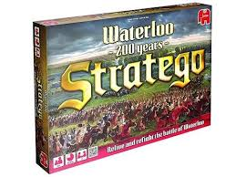 Stratego Waterloo 200 Years Board Game Napoleonic War Strategy