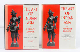The Art Of Indian Asia Its Mythology And Transformations HEINRICH ZIMMER
