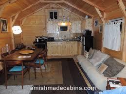 amish made cabins deluxe appalachian portable cabin kentucky