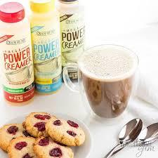 Ghee Coconut Oil Coffee Creamer Review Omega PowerCreamer