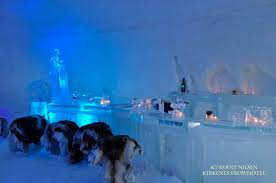 Ice Hotel Northern Lights Break Fjord Travel Norway