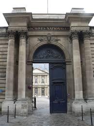 premiers pas aux archives nationales caran devenir historien ne