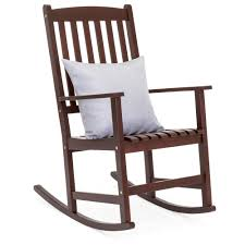 Best Choice Products Indoor Outdoor Traditional Wooden Rocking Chair  Furniture W/ Slatted Seat And Backrest, White Durogreen Classic Rocker White And Antique Mahogany Plastic Outdoor Rocking Chair How To Buy An Trex Fniture Fermob Luxembourg Poppyred Bradley Black Jumbo Slat Wood Patio Dartmouth Chairengraved Modern Chairs Allmodern Asta Mainstays Solid 19th Century Campaign Rw Winfield Ingmar Relling Scdinavian Highback In Alpaca Mohair Hampton Bay