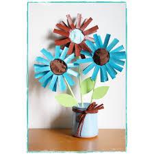 bouquet de fleurs en rouleaux de papier toilette madiwi