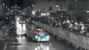 le programme du 19ème rallye monte carlo historique à reims