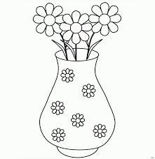 Draw Flowers And Leaves In A Vase Step 9Bullet1h Vases I 16d