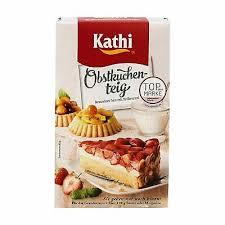 kathi marmorkuchen 450g backen kochen kuchen rührkuchen