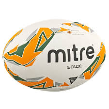 Mitre Stade Match Quality Rugby Ball