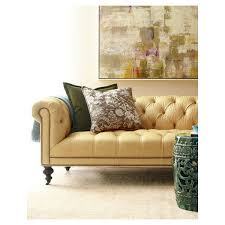 Tufted Sofa And Loveseat by Best 25 Tufted Leather Sofa Ideas On Pinterest Black Leather