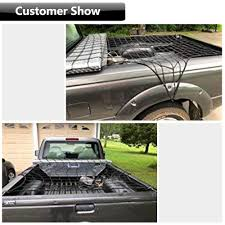 4' X 6' Heavy Duty Truck Bed Net, Cargo Net,Max Stretches To 8' X 11 ... Black Alinum 55 Dodge Ram Cargo Rack Discount Ramps Upgrade Bungee Cord 47 X 36 Elasticated Net Awesome 7 Best Truck Nets Money Can Buy Jan2019 Amazoncom Ezykoo 366mm Premium 1999 2015 Nissan Xterra Behind Rear Seats Upper Barrier Divider Gmc Sierra 1500 Review Ratings Specs Prices And Photos Vehicle Certified To Guarantee Safety Suparee 5x7 With 20pcs Carabiners Portable Dock Ramp End Stand Flip Plate Tuff Bag Waterproof Bed Specialty Custom Personal Incord