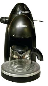 Mr Coffee Espresso Steam And Cappuccino Maker Together With